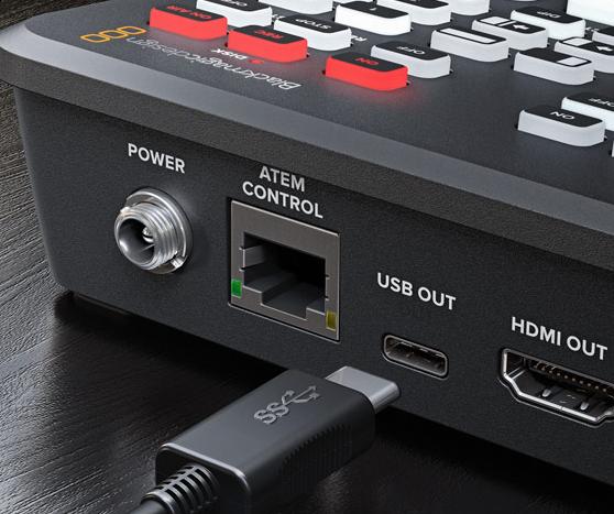 HDMI出力&USBウェブカム出力
