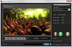 PCで録画できる無償アプリケーション「Video Capture for VC」